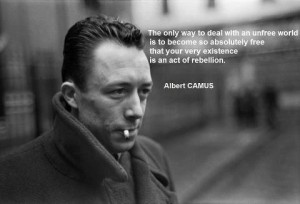 Albert Camus on Rebellion